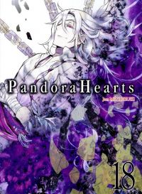 Pandora Hearts T18, manga chez Ki-oon de Mochizuki