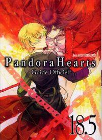 Pandora Hearts : Guide Officiel (18.5) (0), manga chez Ki-oon de Mochizuki