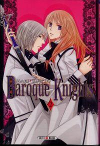 Baroque knights  T2, manga chez Soleil de Fujita