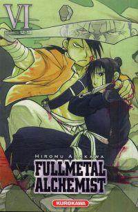 Fullmetal Alchemist - edition double T6, manga chez Kurokawa de Shirakawa
