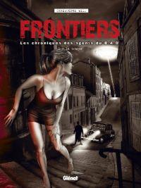Frontiers, bd chez Glénat de Wild, Wild