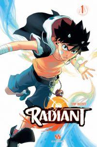 Radiant T1, manga chez Ankama de Valente