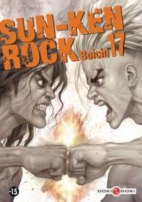 Sun-Ken Rock – Edition simple, T17, manga chez Bamboo de Boichi