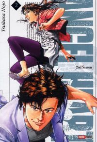 Angel heart – 2nd Season, T2, manga chez Panini Comics de Hôjô