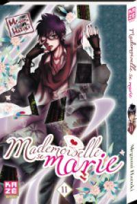 Mademoiselle se marie T11 : , manga chez Kazé manga de Hazuki