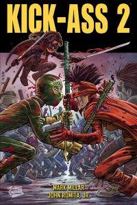 Kick-Ass T2, comics chez Panini Comics de Millar, Romita Jr, White