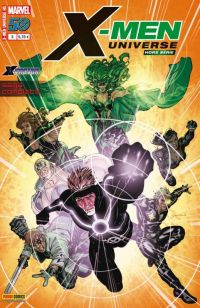 X-Men Universe T5 : Arrêtez de tuer Madrox ! (0), comics chez Panini Comics de David, Kirk, Lupacchino, Milla, Yardin