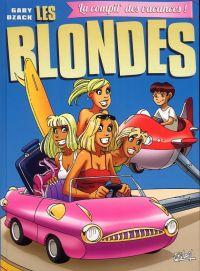 Les blondes : La compil des vacances (0), bd chez Soleil de Gaby, Dzack, Guillo