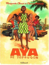 Aya de Yopougon : Édition du film (0), bd chez Gallimard de Abouet, Oubrerie