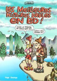 Les Meilleurs histoires drôles en BD, bd chez Hugo BD de Carali