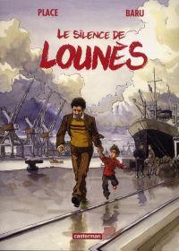 Le Silence de Lounès, bd chez Casterman de Baru, Place