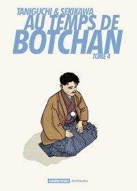 Au temps de Botchan T4, manga chez Casterman de Sekikawa