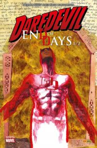 Daredevil - End of days T1, comics chez Panini Comics de Mack, Bendis, Maleev, Janson, Sienkiewicz, Hollingsworth