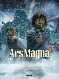 Ars magna T2 : Transmutation (0), bd chez Glénat de Alcante, Jovanovic