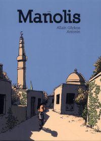 Manolis, bd chez Cambourakis de Glykos,