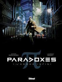 Paradoxes T1 : L'Homme infini (0), bd chez Glénat de Convard, Bidot