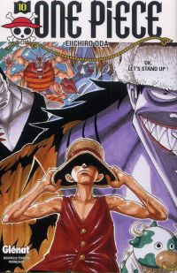One Piece T10 : Ok. Let's stand up ! (0), manga chez Glénat de Oda