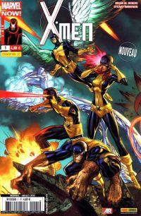 X-Men (revue) – V 4, T1 : Marvel Now ! - Une nouvelle révolution (0), comics chez Panini Comics de Bendis, Hopeless, Bachalo, Immonen, Larroca, Gracia, d' Armata, Vey