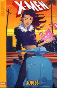 X-Men : Jubilé (0), comics chez Panini Comics de Kirkman, O'Hare, Jones, Donovan, Transparency Digital JC