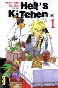 Hell's kitchen  T1, manga chez Kana de Nishimura, Amashi