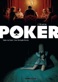Poker T4 : Hit and run (0), bd chez Le Lombard de Derrien, Van Liemt, Cesano