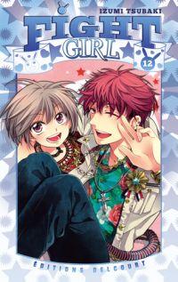 Fight girl T12, manga chez Delcourt de Tsubaki