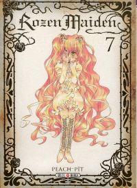 Rozen maiden – Saison 1, T7, manga chez Soleil de Peach-Pit
