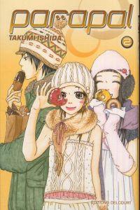 Parapal T2, manga chez Delcourt de Ishida