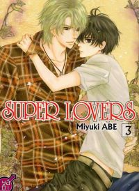 Super lovers T3, manga chez Taïfu comics de Abe
