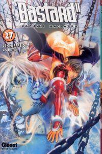 Bastard !! T27 : Le dieu de la destruction, le chiffre de la bête (0), manga chez Glénat de Hagiwara