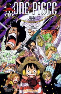 One Piece T67, manga chez Glénat de Oda