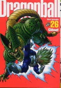 Dragon Ball – Ultimate edition, T26, manga chez Glénat de Toriyama