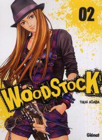 Woodstock T2, manga chez Glénat de Asada