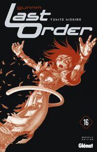 Gunnm Last Order – 1e édition, T16, manga chez Glénat de Kishiro