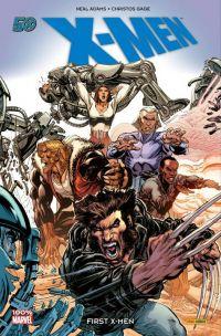 X-Men : First X-Men (0), comics chez Panini Comics de Gage, Adams, Wilson