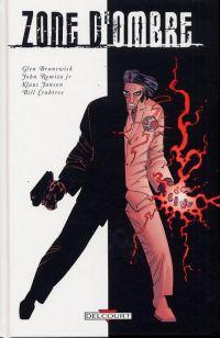 Zone d'ombre, comics chez Delcourt de Brunswick, Romita Jr, Janson, Crabtree