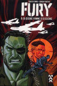 Fury Max T2 : A la guerre comme à la guerre (0), comics chez Panini Comics de Ennis, Parlov, Loughridge, Johnson