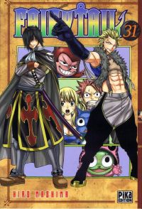 Fairy Tail T31, manga chez Pika de Mashima