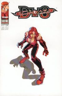 Dv8 T3, comics chez Semic de Ellis, West, Ramos, Fouts