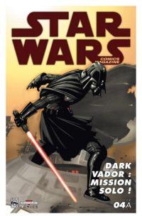 Star Wars (revue) T4 : La tribu perdue des Sith (Conclusion), comics chez Delcourt de Jackson Miller, Alden, Adams, Mutti, Trevino, Baldazzini, Atiyeh, Renaud, Velasco