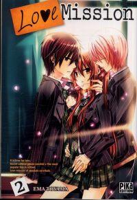 Love mission T2, manga chez Pika de Toyama