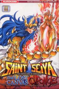 Saint Seiya - The lost canvas chronicles  T2, manga chez Kurokawa de Teshirogi, Kurumada