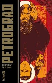 Petrograd, comics chez Urban Comics de Gelatt, Crook
