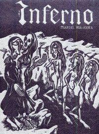 Inferno, bd chez The Hoochie Coochie de Ruijters
