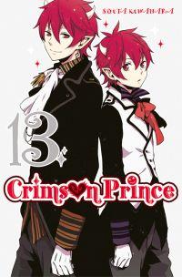 Crimson prince T13, manga chez Ki-oon de Kuwahara