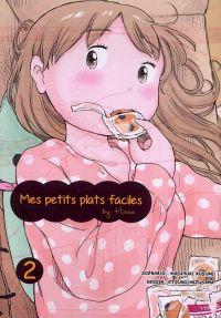 Mes petits plats faciles by Hana T2, manga chez Komikku éditions de Kusumi, Mizusawa