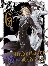 Undertaker riddle T6, manga chez Ki-oon de Akai