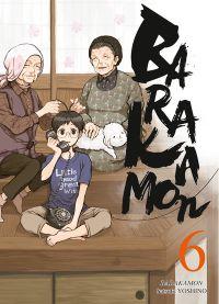 Barakamon T6, manga chez Ki-oon de Yoshino