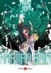 Karman gain T3, manga chez Bamboo de Kazumiya