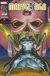 Marvel Saga – V 1, T19 : Le Punisher de l'espace (0), comics chez Panini Comics de Tieri, David, Texeira, Wright